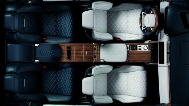 Range Rover SV - Geneva Motor Show Highlights: The Top Seven Luxury Cars Revealed