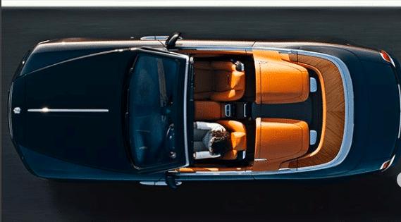 Rolls Royce dawn aero cowling - Geneva Motor Show Highlights: The Top Seven Luxury Cars Revealed