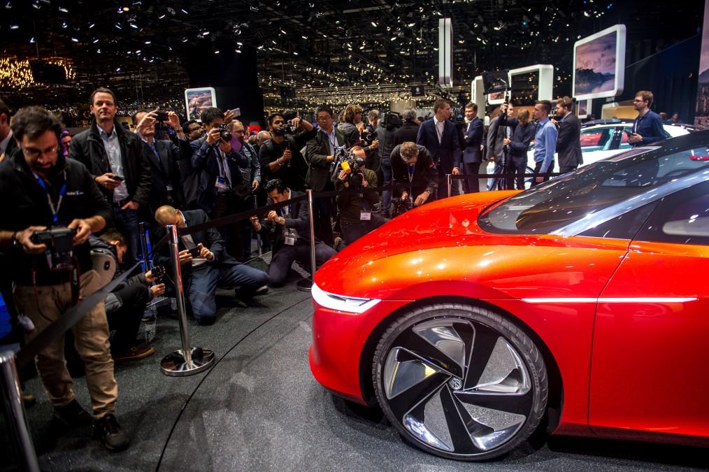 geneva motoro show - Geneva Motor Show Highlights: The Top Seven Luxury Cars Revealed