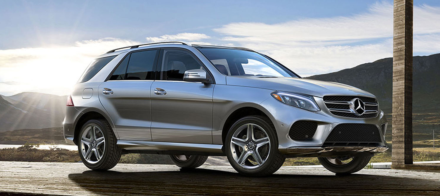 Hire Mercedes GLE uk