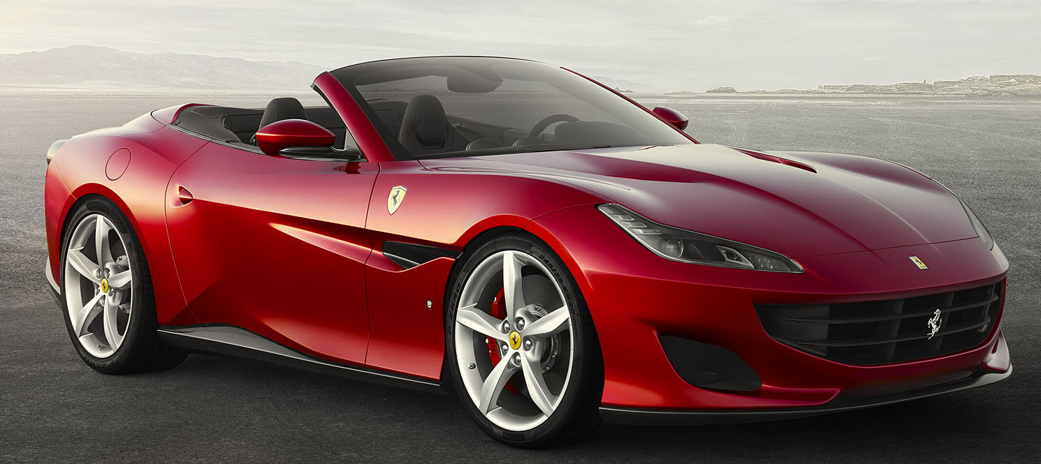 Hire ferrari portofino uk