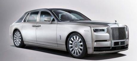 Rolls Royce PhantomRolls Royce Phantom