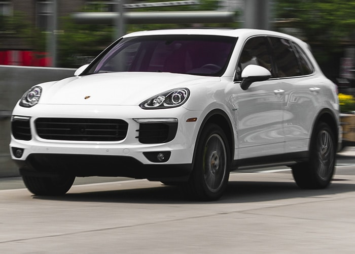 HIRE PORSCHE CAYENNE UK