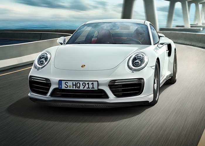 HIRE PORSCHE 911 TURBO UK