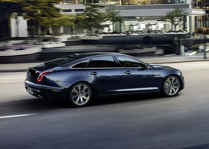HIRE Jaguar XJ UK