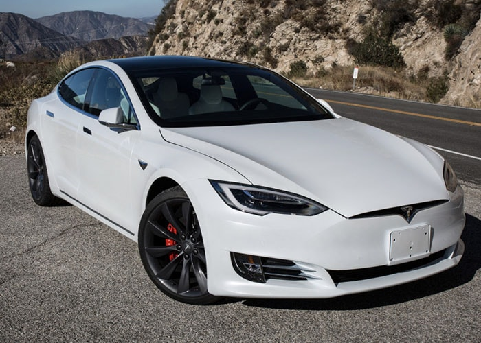 HIRE Tesla Model S P100D UK