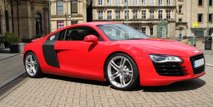 For An Extra Special Birthday Gift Car Fans You May Like To Consider Hiring Audi R8 The Weekend This Luxury Range Consists Of High Performance