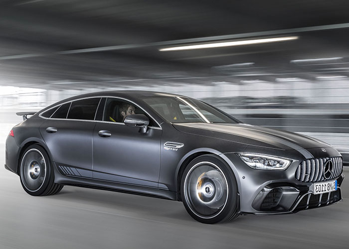HIRE Mercedes-AMG GT 63 S UK