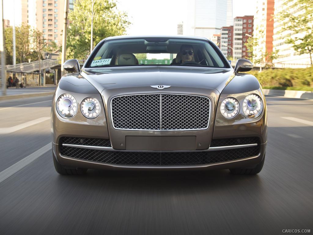 Bentley flying spur wedding uk
