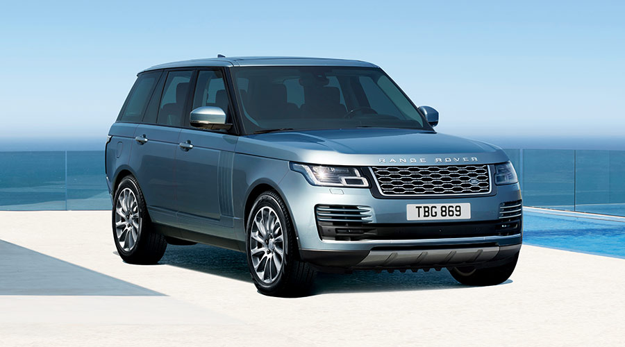 Range Rover Vogue LWB Wedding Car Hire in the UK