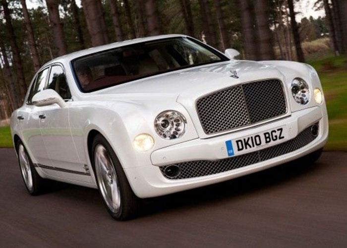 Bentley Mulsanne Wedding Car Hire UK