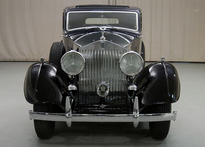 Vintage Rolls-Royce Phantom II for Wedding Hire UK ...