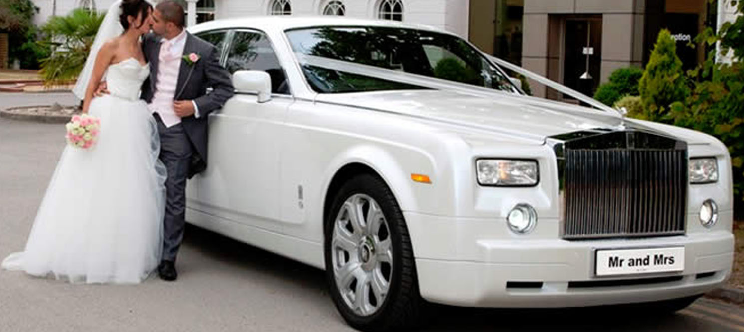 Rolls-Royce Ghost Series II Wedding Hire UK