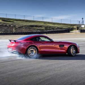 Mercedes-AMG GT R Half Day Driving Experience for Two with Mercedes Jet-Class Chauffeur