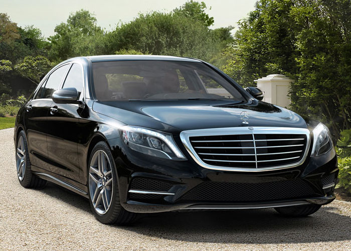 Mercedes S-Class Prom Car Hire