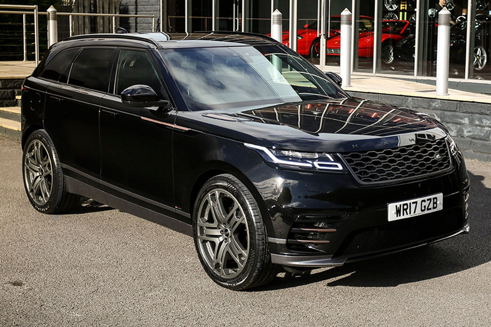 Range Rover Car Hire Always Take The Scenic Route Starr