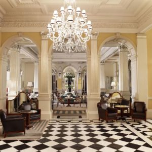 Claridge's Seven-course Tasting Menu with Wine Pairings and Chauffeur-driven Rolls-Royce Phantom for Two