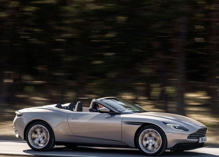 Aston Martin Db11 Hire Lowest Price Guarantee Volante