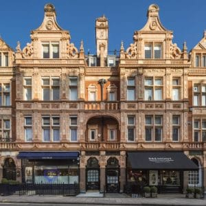 Private Historical Tour of Mayfair with Michelin Star Lunch and Mercedes-Maybach Chauffeur for Two