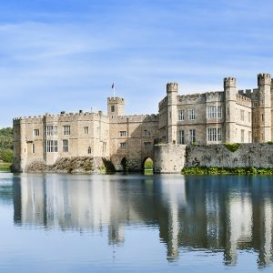 Leeds Castle Classical Concert Fine Dining and Overnight Stay VIP Package with Rolls-Royce Phantom Chauffeur for Two
