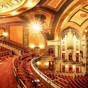 London Theatre Premium Seats and Dining Experience with Mercedes S-Class Chauffeur for Two