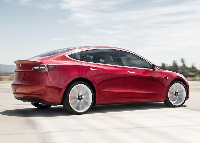 HIRE Tesla Model 3 Performance UK