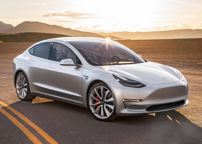 HIRE Tesla Model 3 UK