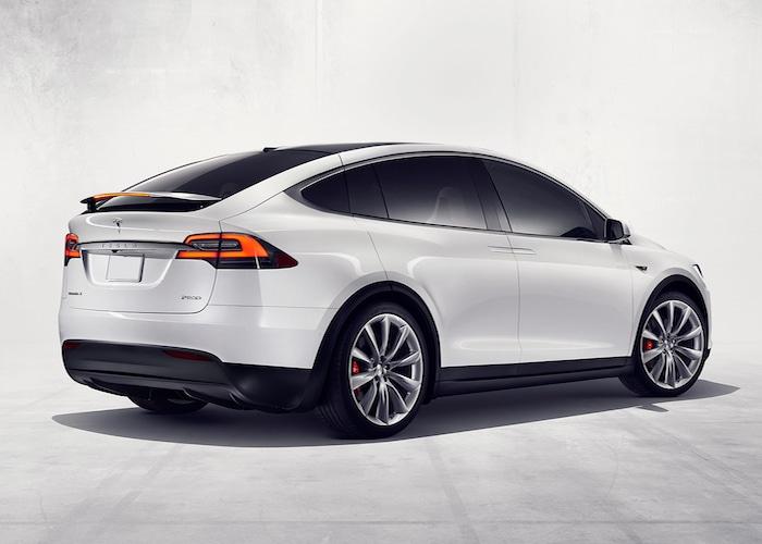 HIRE Tesla Model X 75D UK